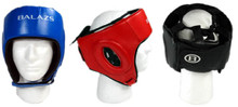 Balazs Boxing Competition Leather Headgear