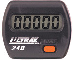 Ultrak 240 Electronic Step Counter 6 Pack of Pedometer