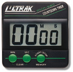Ultrak T-1 Big Digit Single Timer