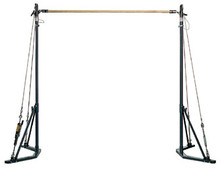 American Athletic Quick Release U-Base Single Bar Trainer -Women