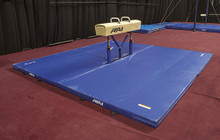 American Athletic Domestic Competition Pommel Horse Landing Mats