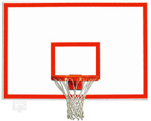 "Gared Sports 48"" x 72"" Rectangular Wood Basketball Backboard"