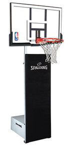 Spalding Fast Break 930 Portable Basketball Backstop, AA-411-835