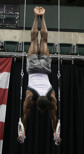 American Athletic Gymnastics Classic™ Single Ring Tower