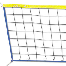 Nylon Regulation Wallyball (Walleyball) Net With Net Tightener