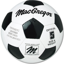 MacGregor Synthetic Leather Practice Soccerball - Size 5