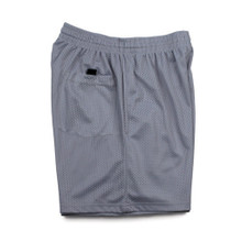 A4 N5253 Men's Coach's Short 100% Polyester 9-Inch Inseam