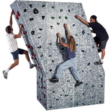 4-Sided Free-Standing Boulder