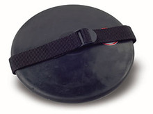 Stackhouse TRT1.6 Kilo Practice  H. S. Rubber Discus with Strap