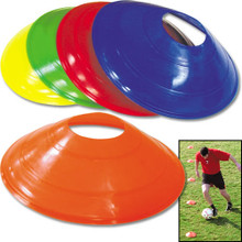 US Games Low-Profile Soccer Field Marker Cones