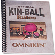 Omnikin Kin-Ball Official Rule Book