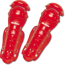 MacGregor B68 Junior Series Baseball Catcher's Leg Guard