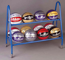 Champion Sports Ball Cart BRC12