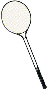 Champion Sports BR50 Aluminum Double Shaft Badminton Racket