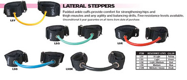 Champion Sports Lateral Stepper Hip and Thigh Strength Trainer