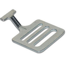 "1"" Metal T-Hook Shoulder Pad Hardware"