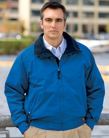Port Authority J754 Teklon Nylon Challenger Jacket w/Fleece