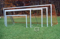 Recreational Outdoor Portable Soccer Goal 8' x 24'. SGRT824PT