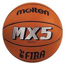 Molten USA Junior Size Synthetic Leather Basketball