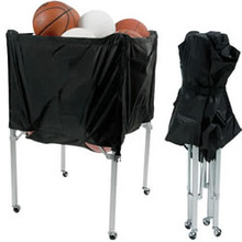 Athletic Connection E-Z Fold Ball Cart