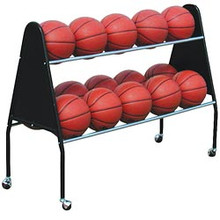Athletic Connection 15 Basketball Cart