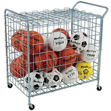 Athletic Connection Deluxe Portable Ball Locker