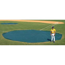 Wind Weighted Major League 18' D 65 lbs Baseball Tarp
