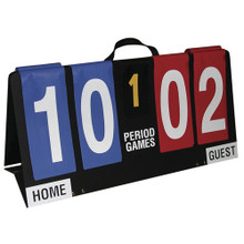 Portable Tabletop Manual Scorekeeper