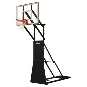 Spalding Street Tournament Portable Basketball Backstop