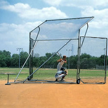 Athletic Connection Sandlot Portable Backstop