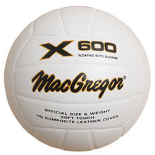 MacGregor X600 Composite Volleyball