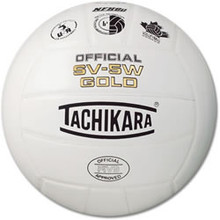 Tachikara SV-5W Gold Volleyball