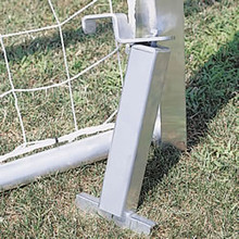 Alumagoal In-Ground Permanent Anchors for Soccer Goals