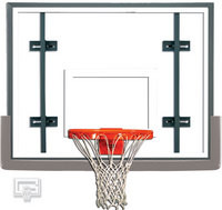 Gared Basketball Conversion Board, Goal, & Pad Package