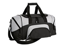 Port and Company Colorblock Small Sport Duffel - Style BG990S
