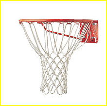 "Basketball Net, 6mm ""Pro"" Net Non-Whip, CS-408"