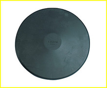 Champion Sports 1.6 Kilo Rubber Practice Discus, CS-1.6KR