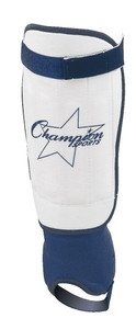 Champion Sports Ultra Light Soccer Shin Guards