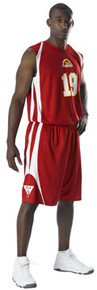 Alleson Youth Reversible Basketball Jersey, 54MMRY