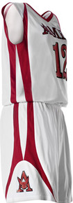 Alleson Womens Reversible Basketball Jersey, 54MMRW