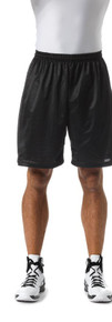 """A4 Adult Lined Tricot Mesh Shorts 9"""" Inseam N5296"""