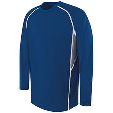 High 5 Sportswear Youth Long Sleeve Warm-Up Jersey