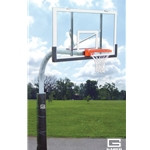 Gared Sports PK6025 Heavy Duty Playground Basketball Pkg