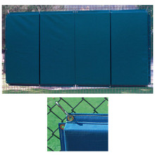 Folding Backstop Padding 4' x 10'