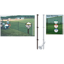 Outfield Fencing Pack w/Smart Pole Set
