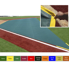 Wind Weighted Infield Protector 20'W x 25'D x 70'L