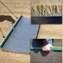 Cocoa Drag Mats - Large 6' x 2'