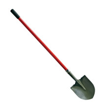 Round Point Shovel