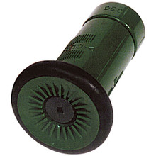 "Plastic spray nozzle (for 3/4"" hose)"