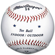MacGregor® #56 Official Indoor/Outdoor Tee Balls (12-Pack)